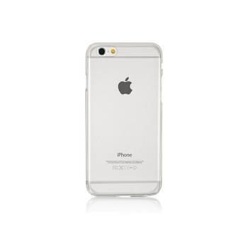 Zadní kryt Motoki Design Clear pro Apple iPhone 6/6S, čirý