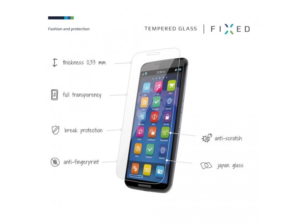 Ochranné sklo FIXED pro Apple iPhone 6/6S 0,33 mm