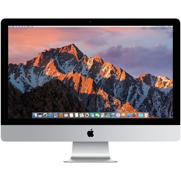 "Apple iMac 21,5"" 2,3GHz / 8GB / 1TB / Intel Iris Plus Graphics 640 / stříbrný (2017) (MMQA2CZ/A)"