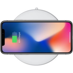 Apple iPhone X 64GB stříbrný