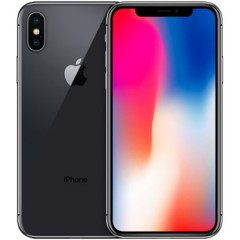 Apple iPhone X 64GB Space Gray - Kategorie  A