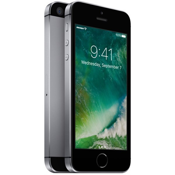 Apple iPhone SE 64GB Space Grey - Kategorie A