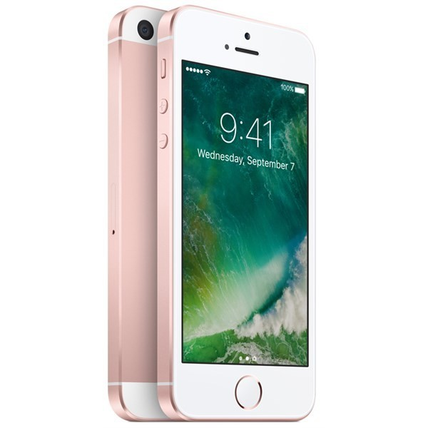 Apple iPhone SE 16GB Rose Gold - Kat. A