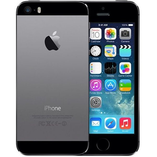 Apple iPhone 5S 32GB Space Grey - Kategorie A+