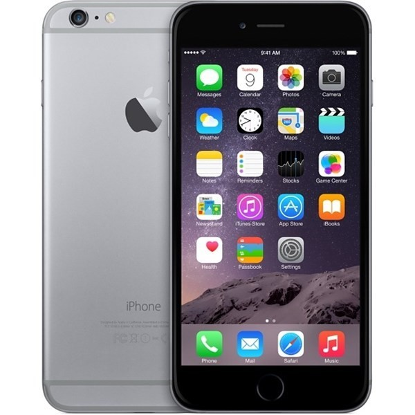 Apple iPhone 6 Plus 16GB Space Grey - A